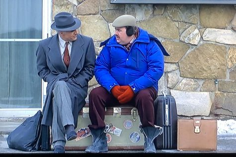 Cat Critics: Planes, Trains, and Automobiles (1988)