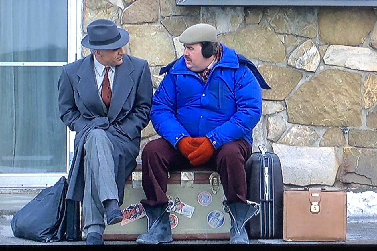 Planes, Trains, and Automobiles, starring Steve Martin and John Candy, is a classic Thanksgiving film.