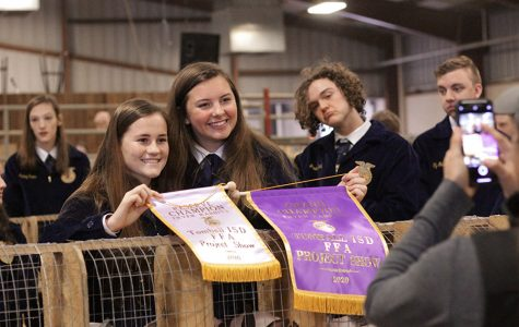 Gallery: FFA Project Show