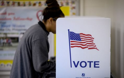 Early voting for primary ends tomorrow