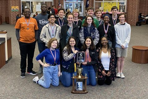 UIL Academics wins at Conroe, journalism places first