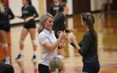 Assistant volleyball coach becomes head of program