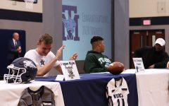 Athletes sign to colleges