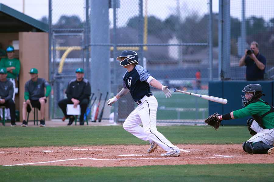 Gallery: Varsity Boys Baseball vs. Brenham