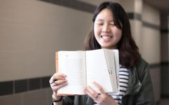 Junior Grace Yin became one of five regional nominees for the American Voices Award.