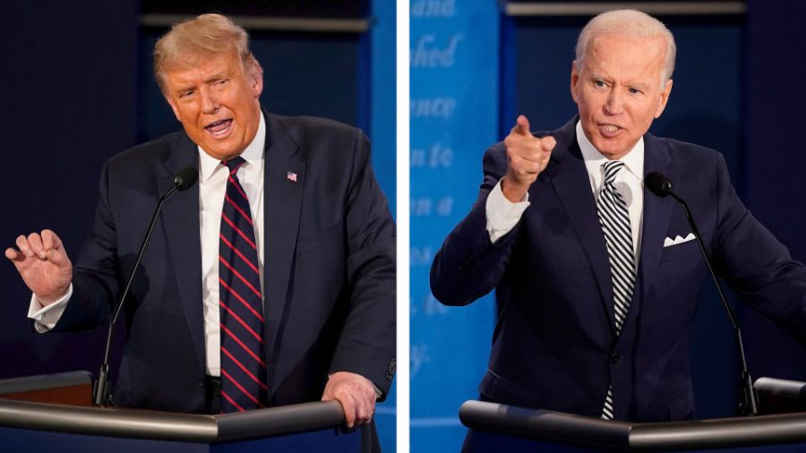 President Trump and Democratic nominee Joe Biden faced off in a heated debate last Thursday.