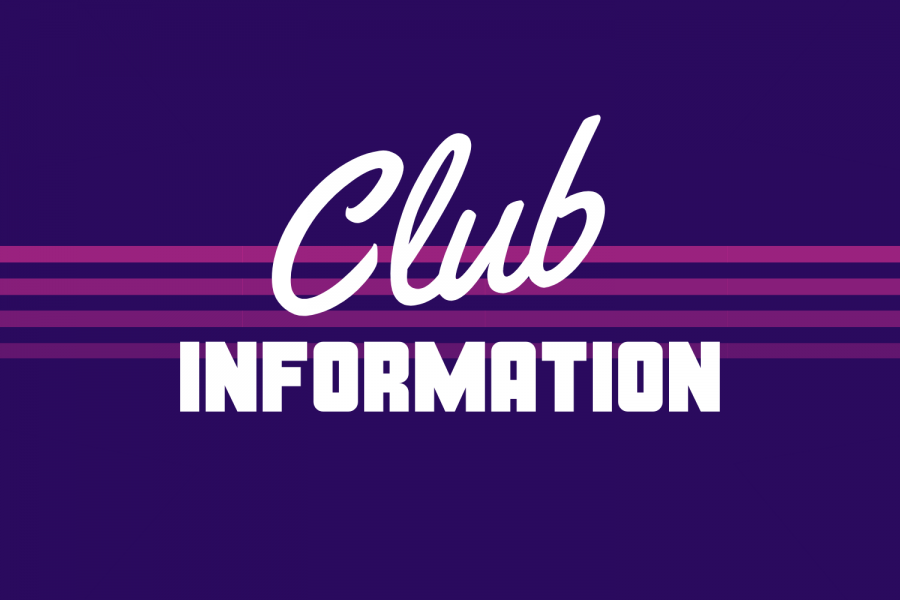 Info: How to join clubs on campus