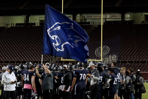 The Wildcats moved to 8-0 on Thursday after a 49-48 overtime victory that came down to the final play.