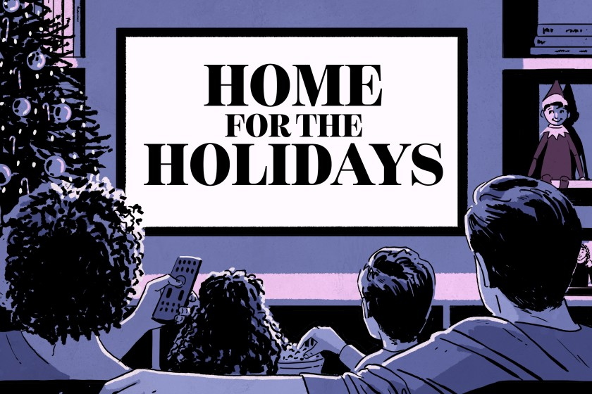 Quiz: Tell us how you prep for finals and we'll recommend a holiday movie