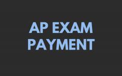 2020 AP Exam Payment