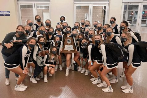 Cheer places second at UIL state competition