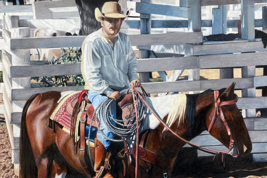 Senior artists win awards for Houston Rodeo Art Show