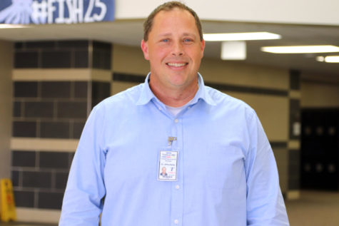 This year Tomball memorial got a brand new principal.